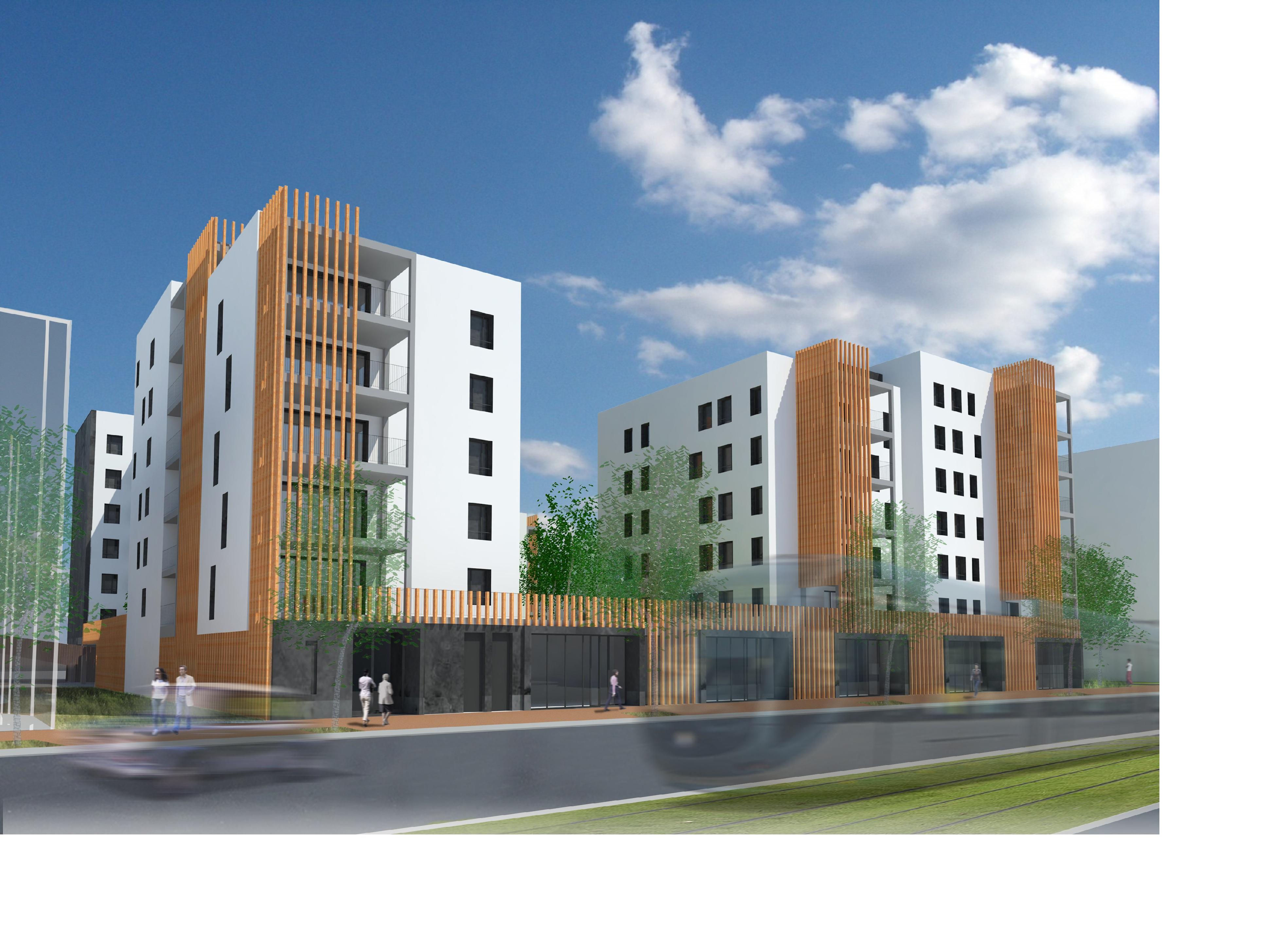 Appartement neuf bordeaux aurea for Appartement neuf bordeaux centre ville