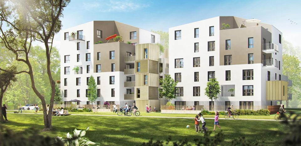 Appartement neuf bordeaux cust home 2 for Appartement bordeaux nord